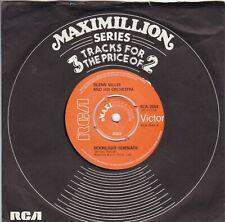 """ALMOST MINT"" GLENN MILLER..MOONLIGHT SERENADE..RCA MAXI-SINGLE POP 7"" RCA 2644"