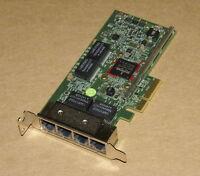 Dell Broadcom 5719 1GB Quad-Port PCI-e NIC w/Low-Profile Bracket