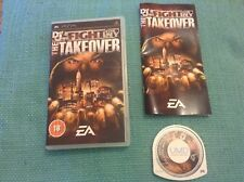 Def Jam: Fight For NY The Takeover Game For Sony PSP Playstation Portable