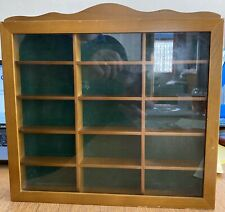 DISPLAY CASE - WALL or FREESTANDING for LLEDO, MATCHBOX OR SIMILAR