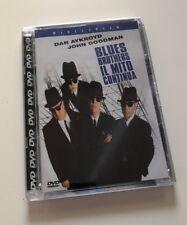 BLUES BROTHERS IL MITO CONTINUA DVD RARO SUPER JEWEL BOX - SIGILLATO