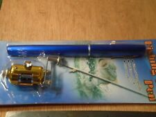 fishing rod/reel pen combo