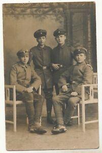 Foto AK - Soldat mit Edelweiss Abzeichen Alpenkorps ? - Windsheim