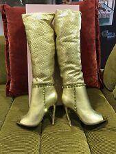 Gianmarco Lorenzi By Gianni RenziNeu!!!! Gr37. Sexy Stiefel . Neupreis. 899.€!!!