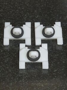 5x Land Rover L322 Range Rover Door Moulding & Side Strip Plastic Trim Clips