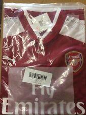 Arsenal FC 17/18 temporada Home Camisa Nuevo Con Etiquetas-medio