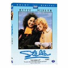 Stella (1990) DVD - Bette Midler (New *Sealed *All Region)