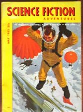 SCIENCE FICTION ADVENTURES 1953 MAY VOLUME 1 NUMBER 4