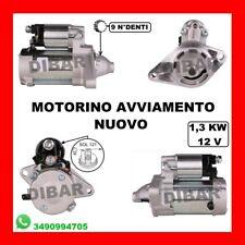 MOTORINO DI AVVIAMENTO NUOVO TOYOTA YARIS 1.0 - 1.3 DA ANNO 2003 063280085010