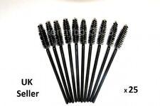 Disposable Eyelash Brush Mascara Wand Applicator pack of 25