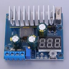DC-DC 3-35V To 3-35V Step-Up Power Supply Module 100W with Digital Display