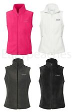Columbia Womens Benton Springs Soft Fleece Vest, Size XS, S, M, L, XL, 2X Ladies