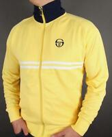 Sergio Tacchini Dallas Tracksuit Top in Lemon Yellow / Orion Dallas SALE