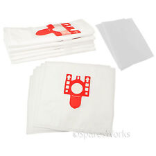 10 Pack MIELE Compatible Revolution 500 & 700 Vacuum Cleaner Dust Bags & Filters