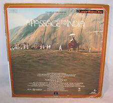 Laserdisc [q] * A Passage to India * Peggy Ashcroft Julie Davis Alec Guinness