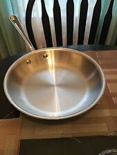 ALL-CLAD D3 Stainless Steel 10 Inch Fry Pan # 4110 open box