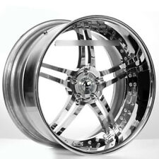 "4ea 19"" Staggered AC Forged Wheels Rims Split5 CH 3 pcs (S2)"