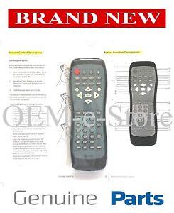 2008-2018 Cadillac Escalade / ESV Platinum Headrest Entertainment Remote Control