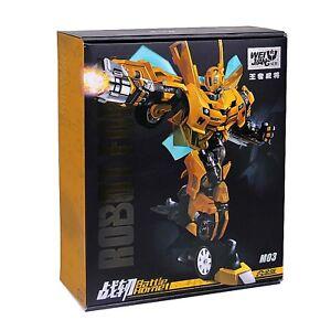 Transformers M03 WEIJIANG WJ Bumblebee Battle Hornet Action Figure toy Gifts NEW
