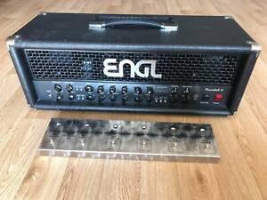 ENGL POWERBALL II Amplifier + Z9 Footswitch FOR SALE ($1,999 ONO)