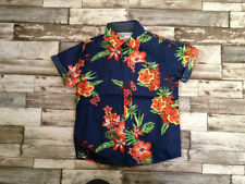 Short Sleeve Casual Floral NEXT Shirts (2-16 Years) for Boys