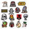 New Hot Star Wars Embroidered Iron On/Sew On Patch for Jean Pants Badge U-PICK