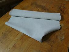 A Homespun Linen Hemp/Flax Yardage 3.5 Yards x 21'' Plain  # 8311