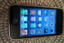 Apple iPhone 3GS - 8GB - Black (O2) Smartphone