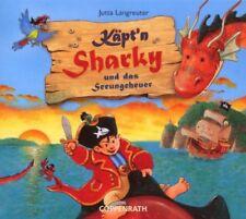 Schöne CD mit Musik: Käpt'n Sharky und das Seeungeheuer - Dirk Bach