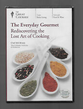 The Everyday Gourmet : Rediscovering the Lost Art of Cooking; NEW DVD