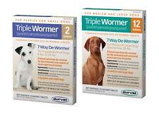 Durvet Triple Wormer for Dogs