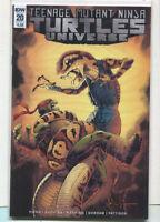 Teenage Mutant Ninja Turtles Universe #20 NM Cover B IDW Comics CBX35