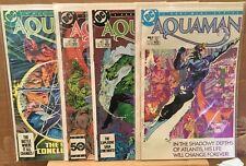 DC Comics, Aquaman, Mini Series complete 1-4, 1985, NM, Movie Tie-In