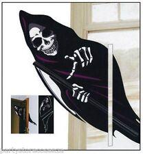 DECORAZIONE VETRO HALLOWEEN 40 cm VETROFANIA HORROR ACCESSORI CARNEVALE WINDOW