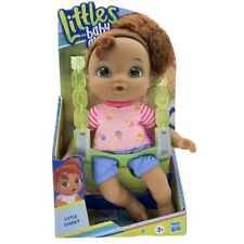 """Littles by Baby Alive, Littles Squad, Little Gabby 9"""" African American Doll New"""