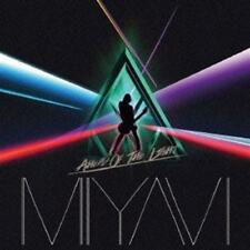 MIYAVI-AHEAD OF THE LIGHT-JAPAN CD DVD C00