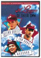 A LEAGUE OF THEIR OWN NEW DVD