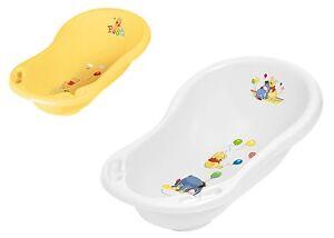 Baby Badewanne WINNIE POOH + ABFLUß Babywanne Disney