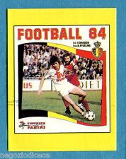 FOOTBALL 98 BELGIO Panini -Figurina-Sticker n. L - FOOTBALL 84 COVER -New