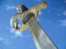 FRENCH SWORD   MLE 1821 OFF INFANTRY GARDE NATIONALE LIBERTE ORDRE PUBLIC