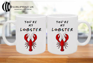 You're My Lobster Mug - Friends TV Show