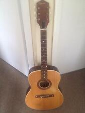 VINTAGE EGMOND ACOUSTIC GUITAR MADE in HOLLAND