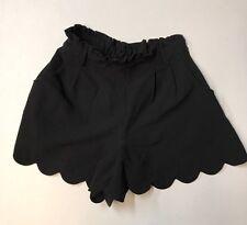 Japanese Fashion Black Summer Shorts Size SMALL (USA) MEDIUM (JPN)