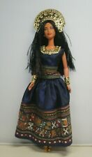 The Doll of the World Princess INCAS the Princess Collection Barbie Doll