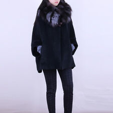 Luxury Real Fur Silver Fox Ribbon Scarf Natural Fur Muffler Neck Warmers Shawl