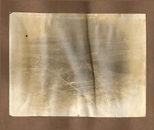 GUREE 14/18 PHOTOS AERIENNES GRAND FORMAT BOIS DES PILLERIES FORT MALMAISON 1917