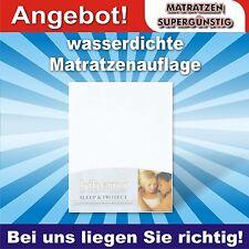 1A Qualität Nässeschutz, Inkontinenz-Auflagen für Matratzen 90x200cm