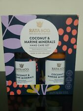 Coconut &Marine Minerals Hand Care Set