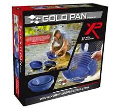 XP Goldwaschen 10-tlg. Premium Profi Set, Waschpfanne, Schatzsuche