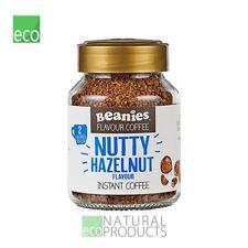 Beanies Instant Coffee Nutty Hazelnut Flavour 50g